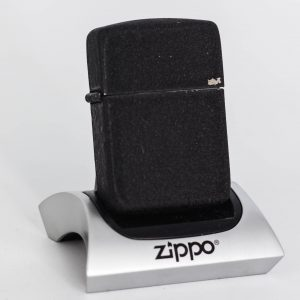 Zippo Xưa 1943 - 1945 - Black Crackle - WWII