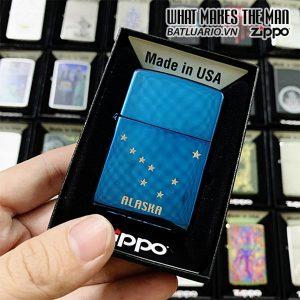 Zippo 20446 Alaska Stars