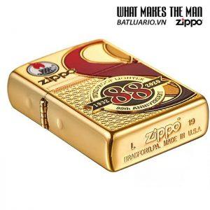Zippo Edition Box Set 88Th Anniversary Asia Limited - Zippo Phiên Bản Giới Hạn Kỷ Niệm 88 Năm Ra Đời Bật Lửa Zippo - Zippo ZA-2-147C 11