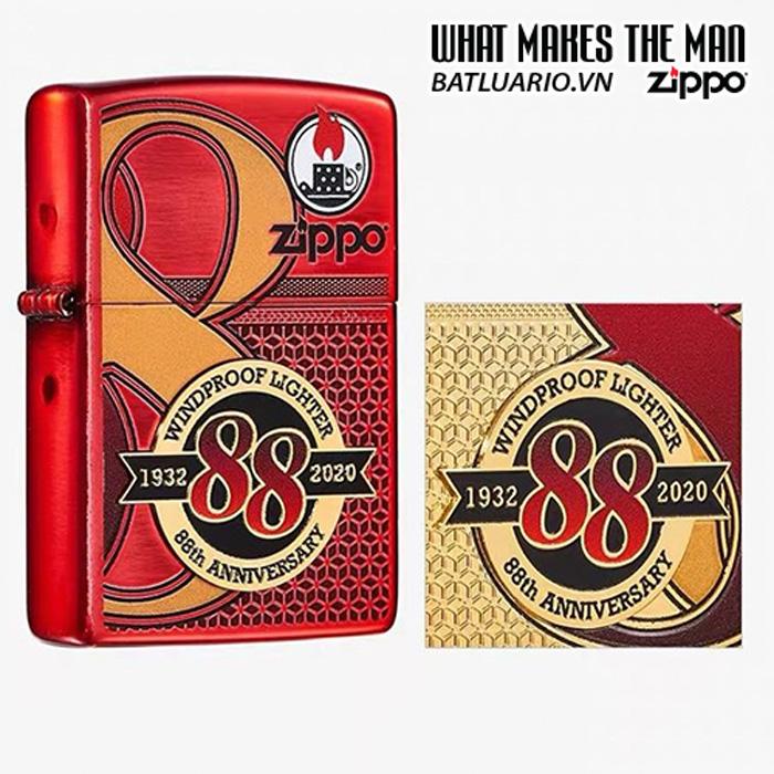 Zippo Edition Box Set 88Th Anniversary Asia Limited - Zippo Phiên Bản Giới Hạn Kỷ Niệm 88 Năm Ra Đời Bật Lửa Zippo - Zippo ZA-2-147C 14