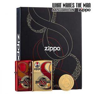 Zippo Edition Box Set 88Th Anniversary Asia Limited - Zippo Phiên Bản Giới Hạn Kỷ Niệm 88 Năm Ra Đời Bật Lửa Zippo - Zippo ZA-2-147C