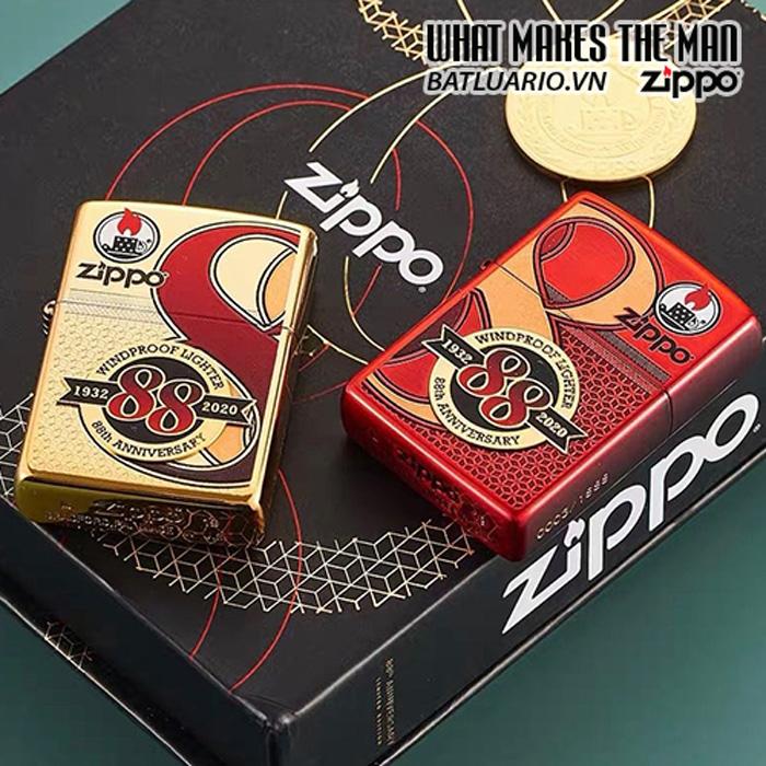 Zippo Edition Box Set 88Th Anniversary Asia Limited - Zippo Phiên Bản Giới Hạn Kỷ Niệm 88 Năm Ra Đời Bật Lửa Zippo - Zippo ZA-2-147C 8