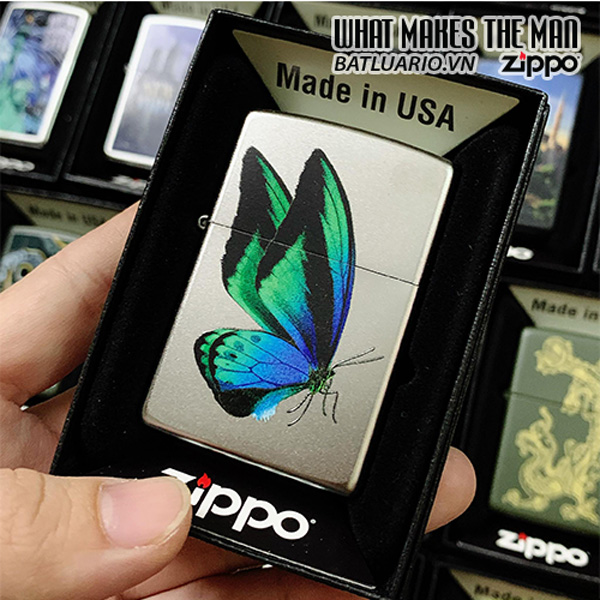 Zippo 205 Butterfly