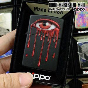 Zippo 218 Bloody Eye