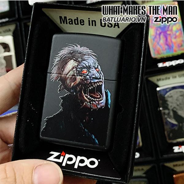 Zippo 218 Screaming Zombie
