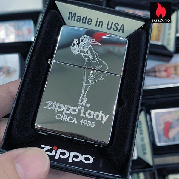 Zippo 250 Lady Zippo 2