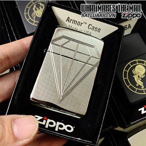 Zippo Armor 167 Diamond