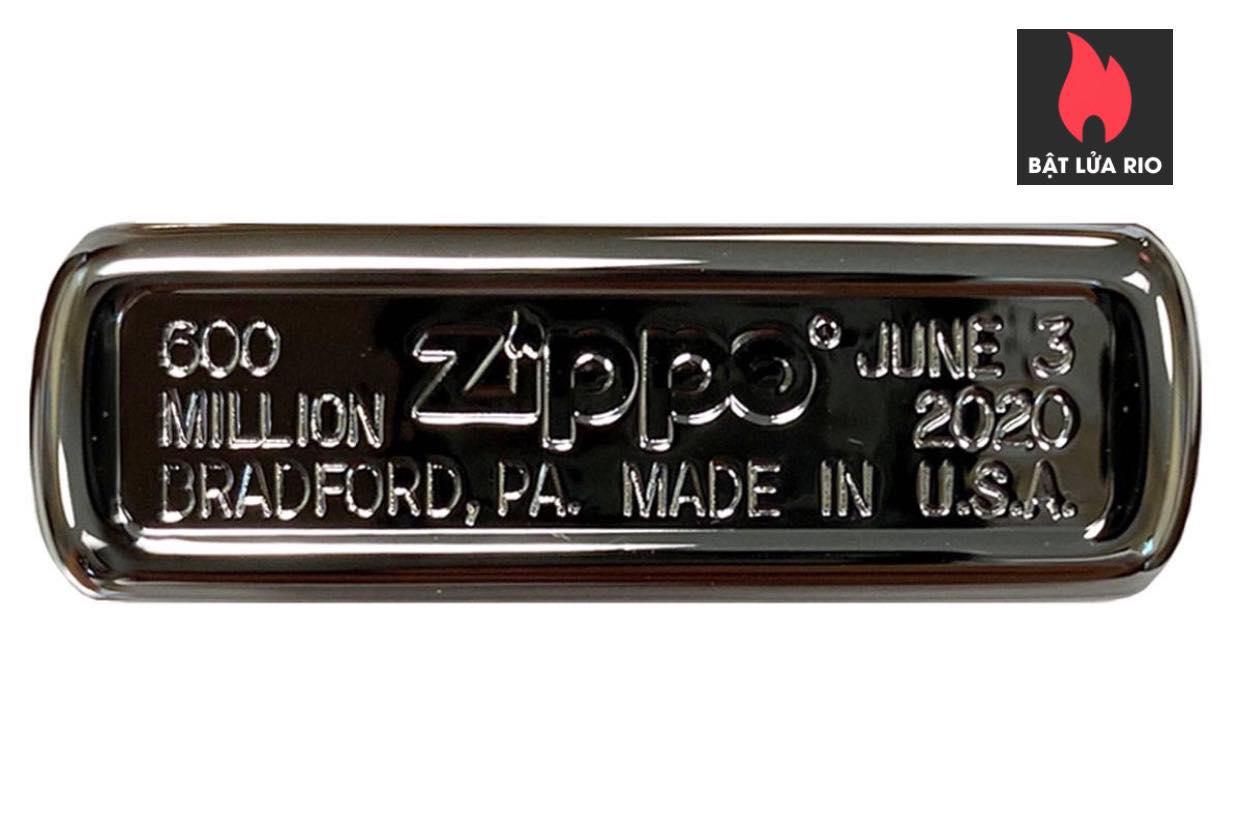 Chiếc bật lửa Zippo thứ 600 triệu trong lịch sử 2