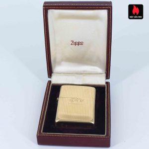 Hiếm - Zippo 1950s - Solid Gold 14k - Vàng Nguyên Khối 14k 1