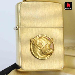 Zippo 1960s - 10K Gold Filled – Bọc Vàng 10K – Black Watch Farm