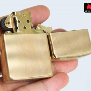 Zippo 1960s - 10K Gold Filled - Bọc Vàng 10K - Chữ Ký 14
