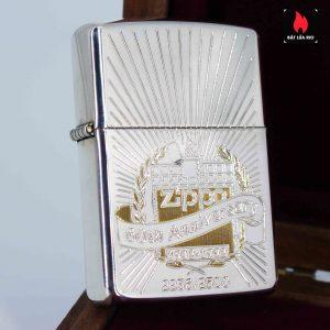 Zippo 1992 - Sterling Silver - 60th Anniversary
