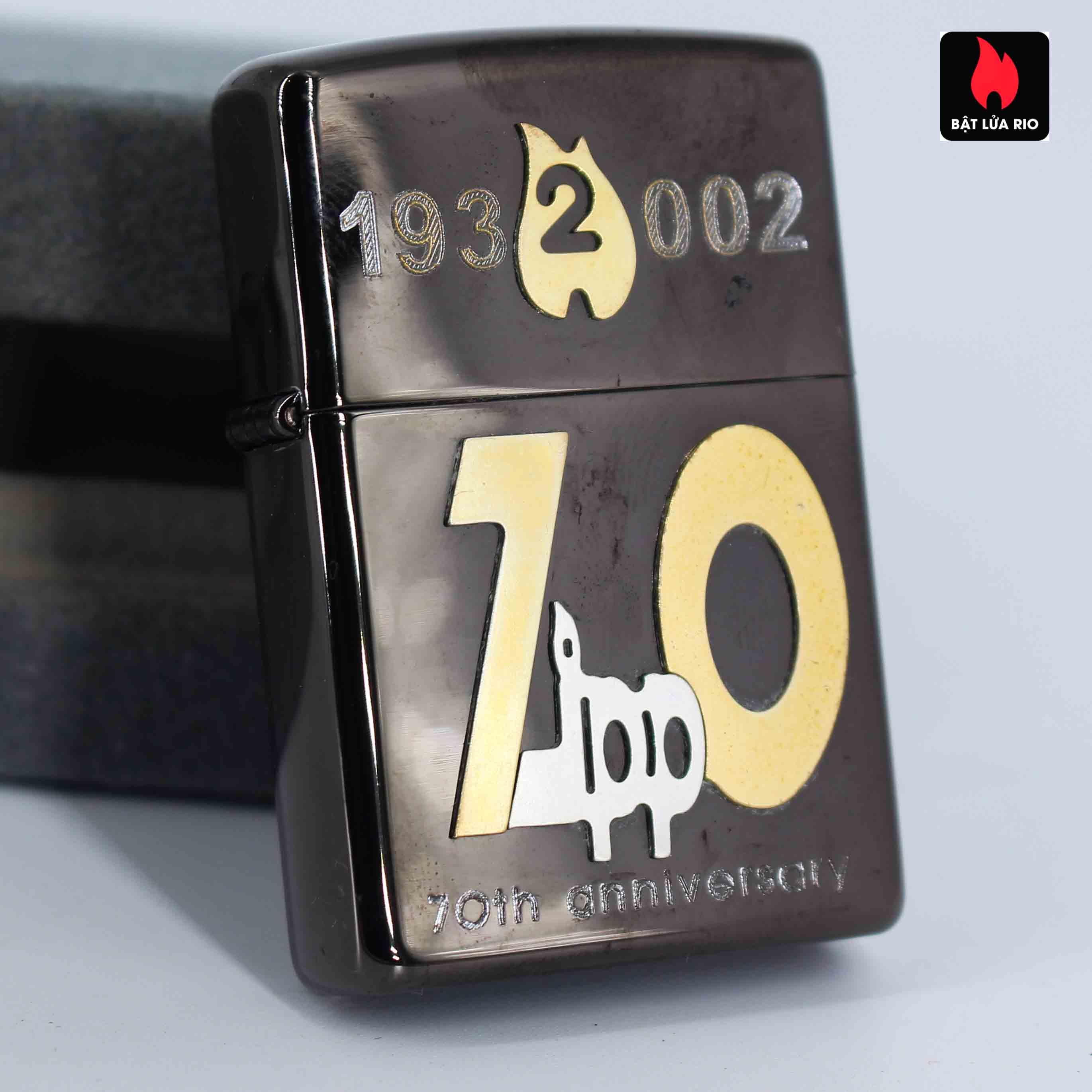 Zippo 2001 - 70th Anniversary - Limited 174/700 2