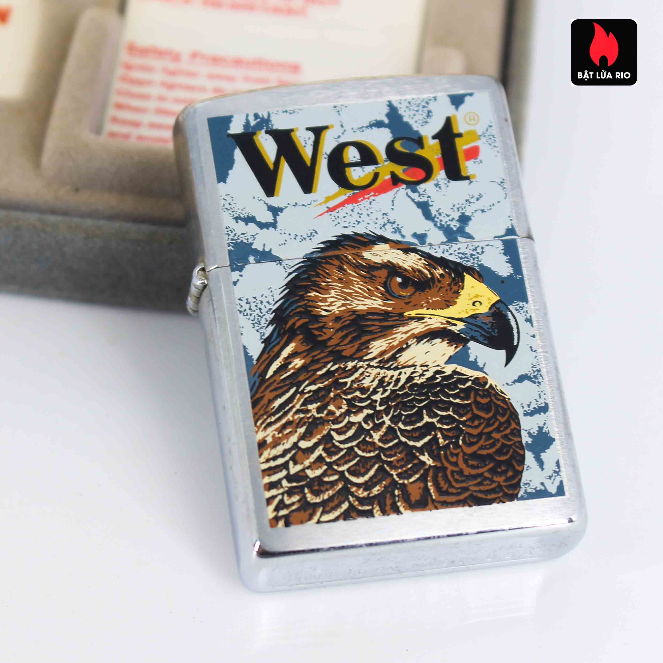 Zippo 2001 - Wild Lighters Edition - Limited Edition /1000 11