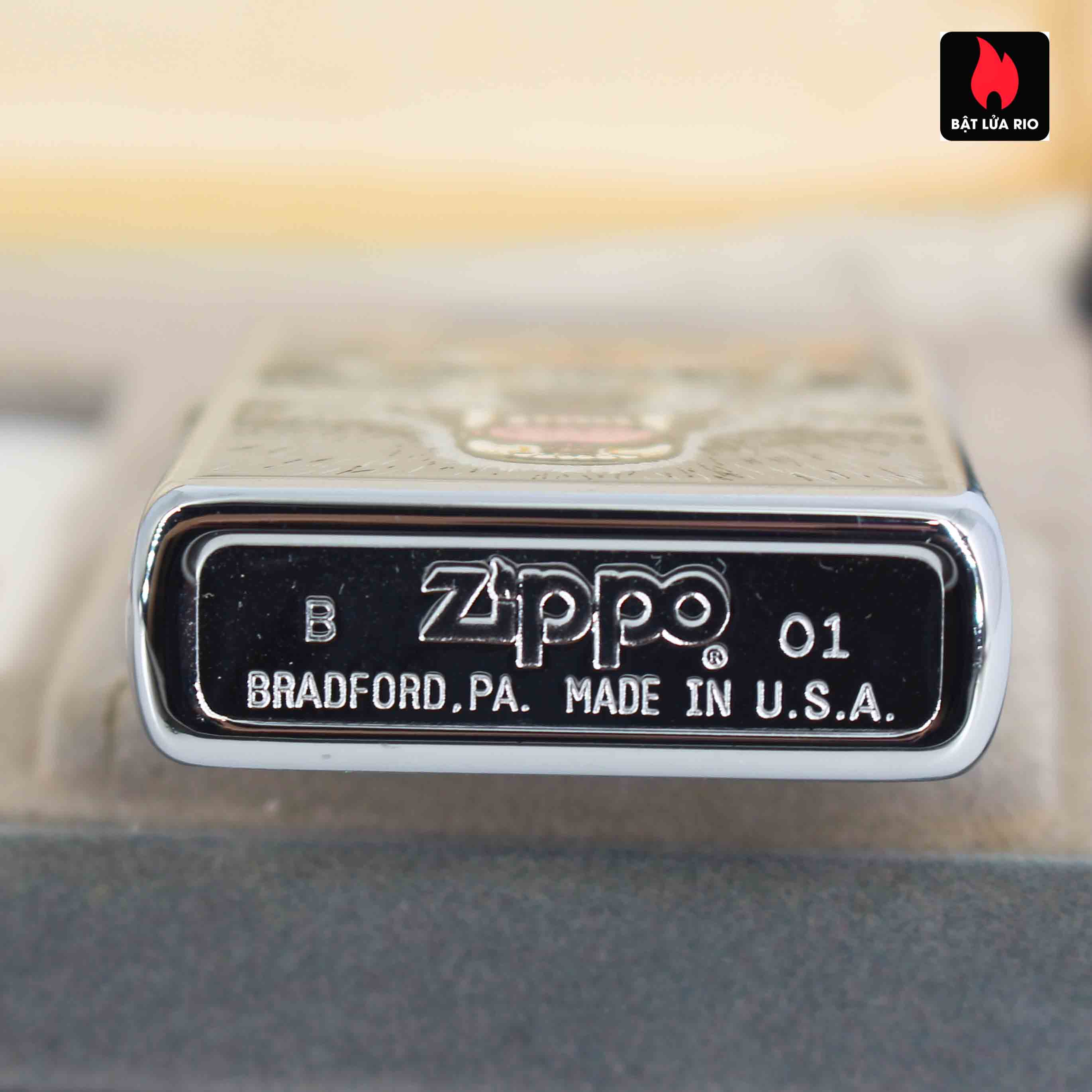 Zippo 2001 - Wild Lighters Edition - Limited Edition /1000 13