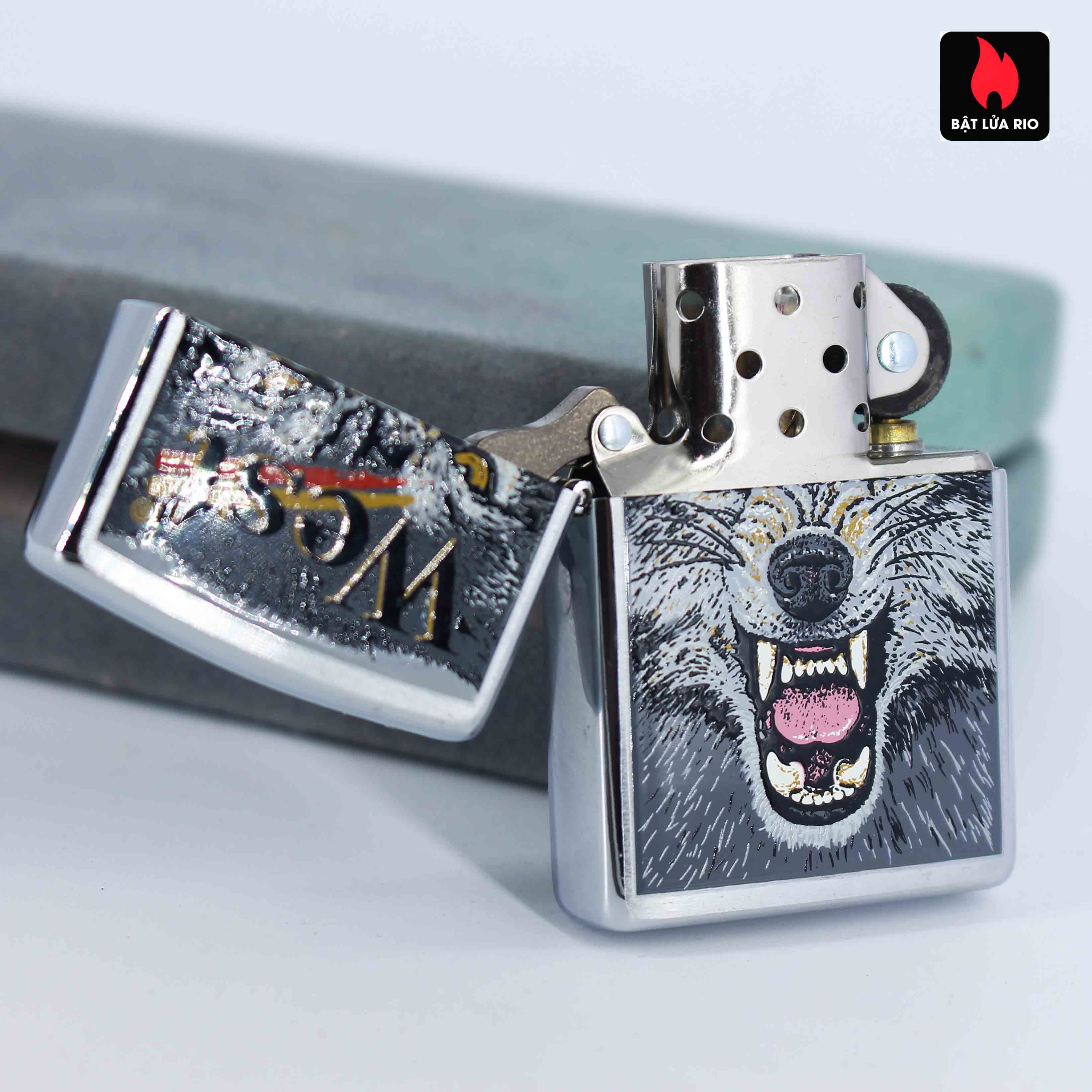 Zippo 2001 - Wild Lighters Edition - Limited Edition /1000 15