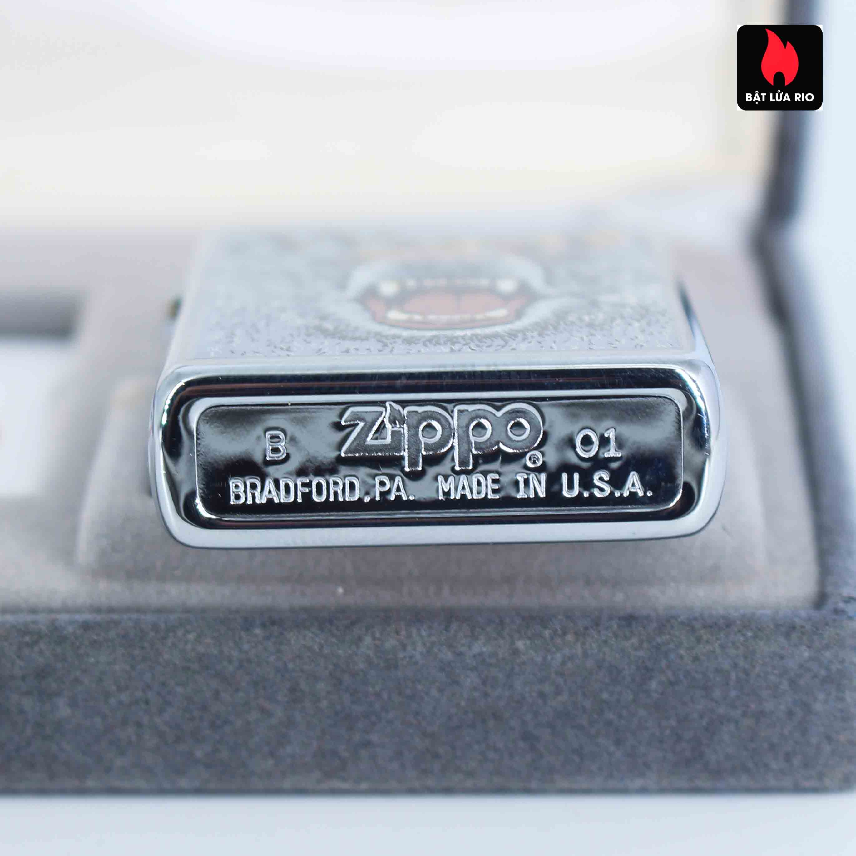 Zippo 2001 - Wild Lighters Edition - Limited Edition /1000 17