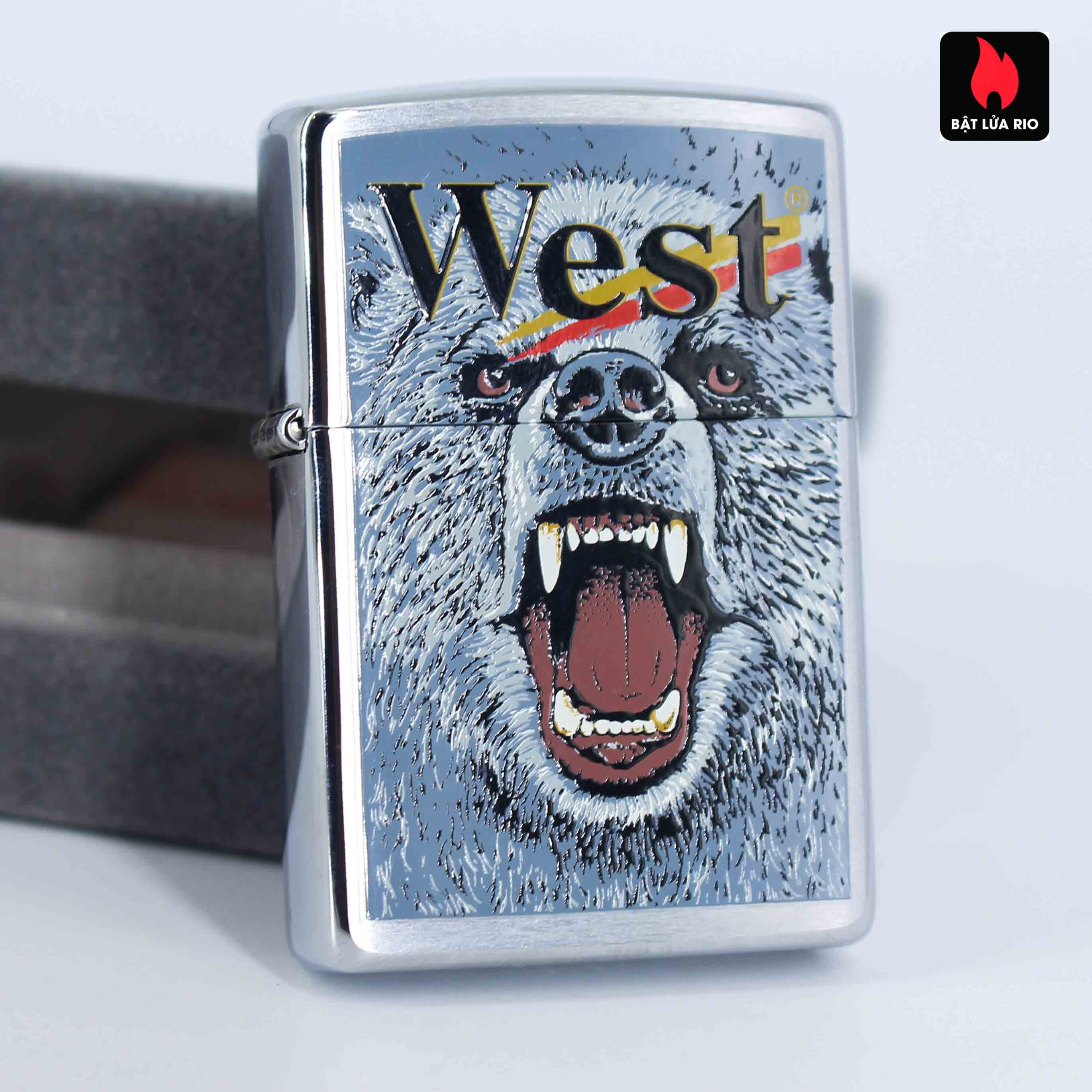 Zippo 2001 - Wild Lighters Edition - Limited Edition /1000 18