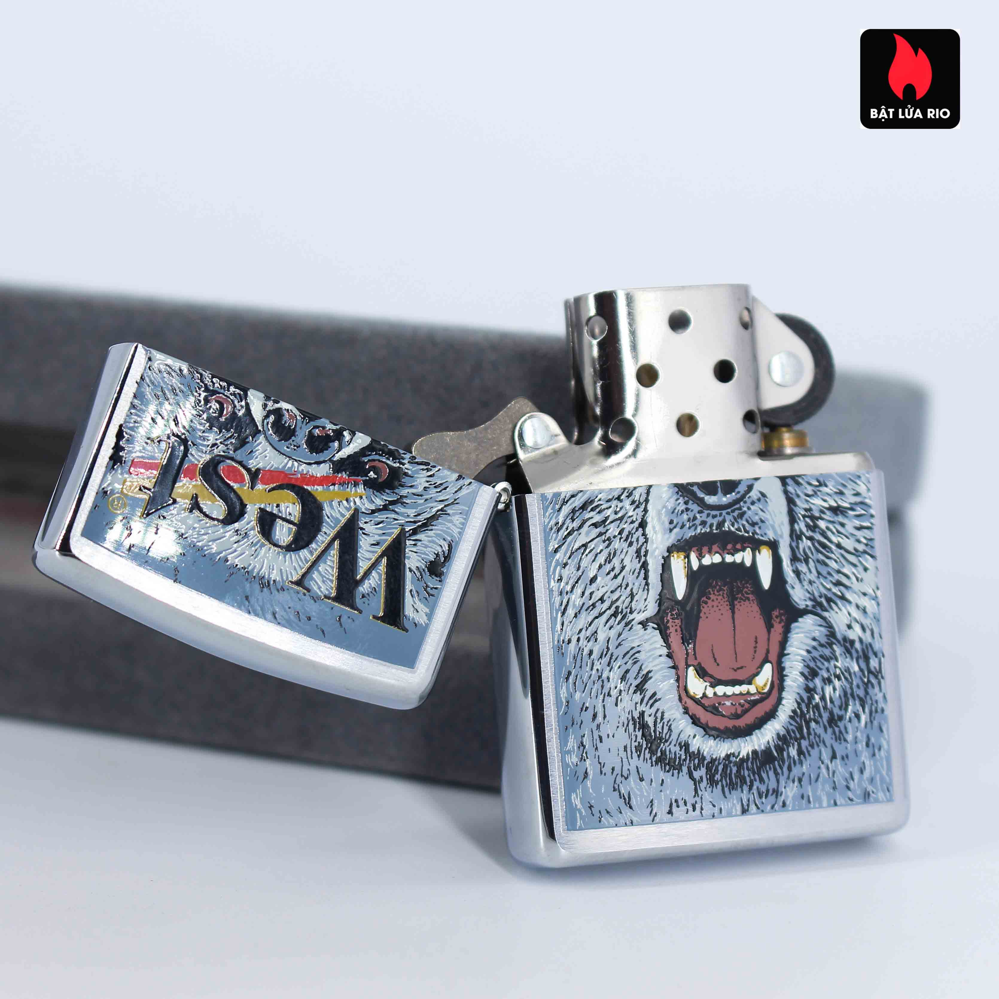 Zippo 2001 - Wild Lighters Edition - Limited Edition /1000 19