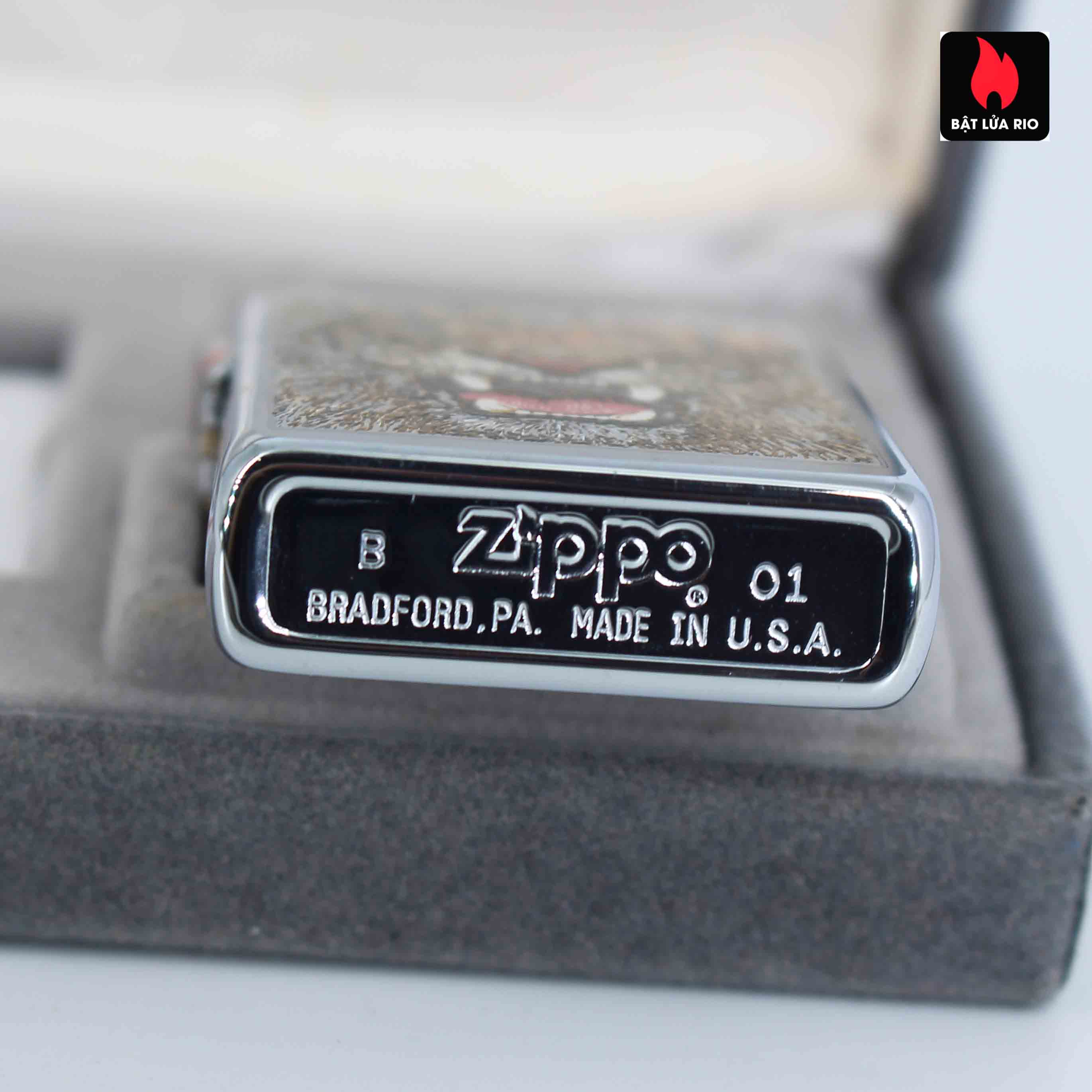 Zippo 2001 - Wild Lighters Edition - Limited Edition /1000 21