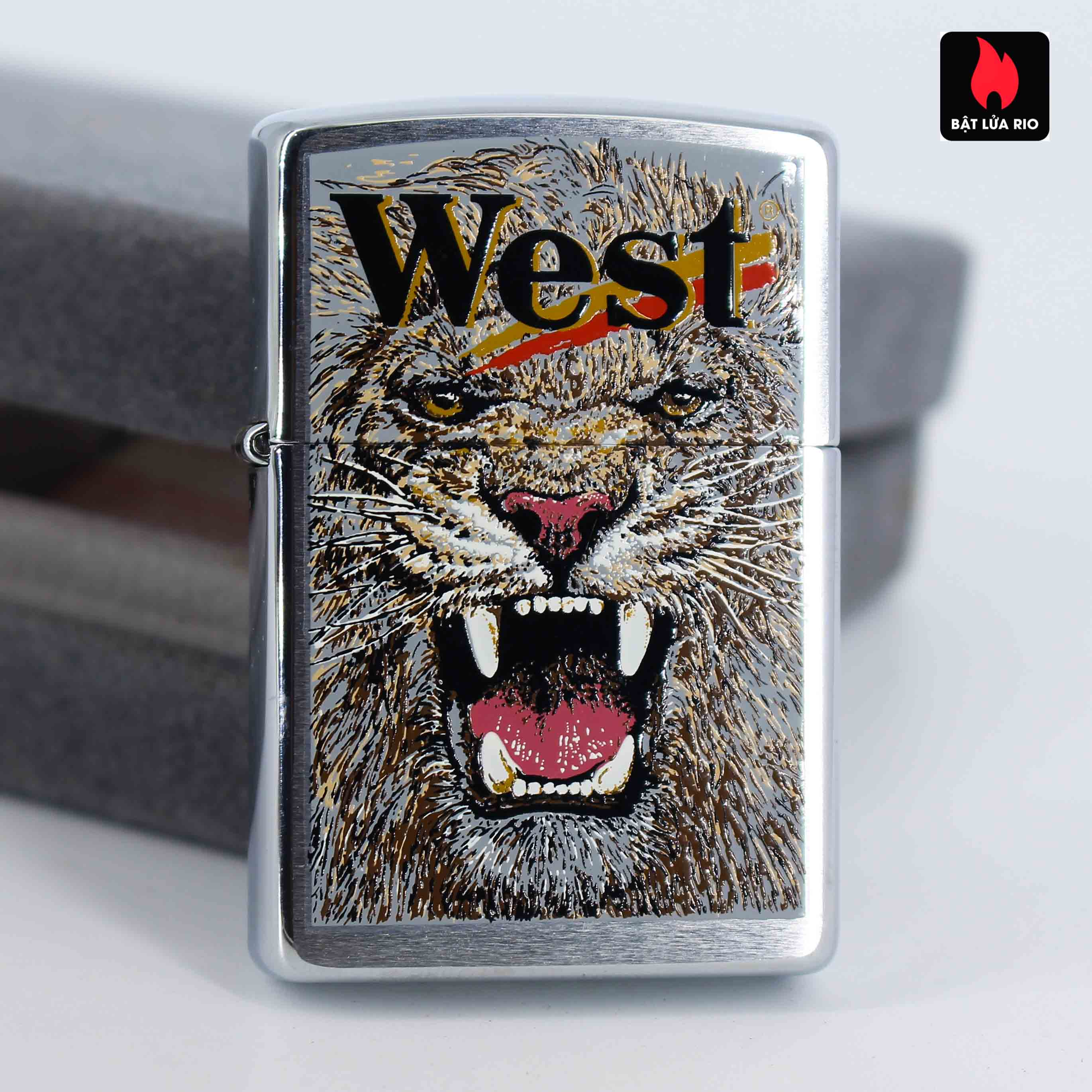 Zippo 2001 - Wild Lighters Edition - Limited Edition /1000 22