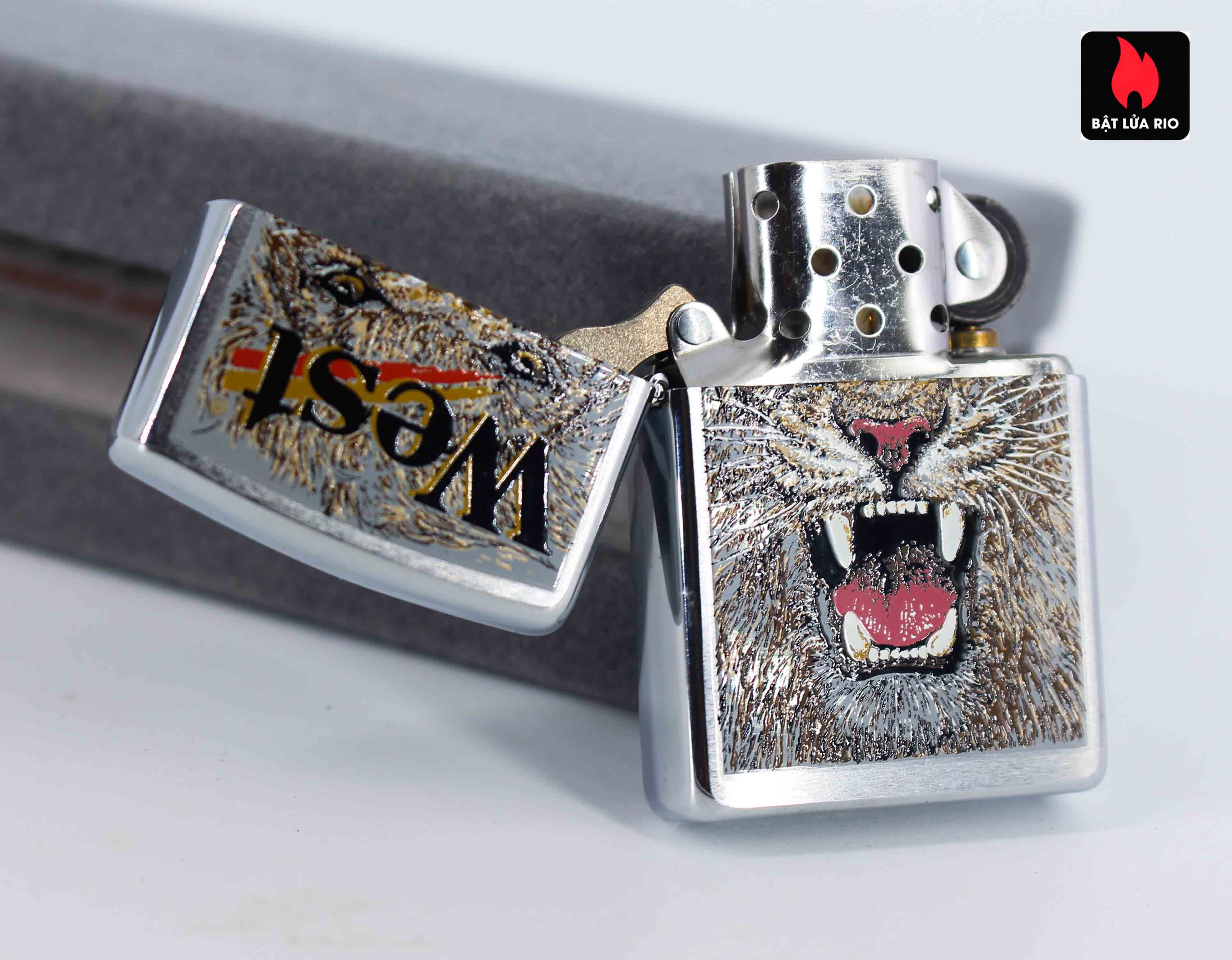 Zippo 2001 - Wild Lighters Edition - Limited Edition /1000 23