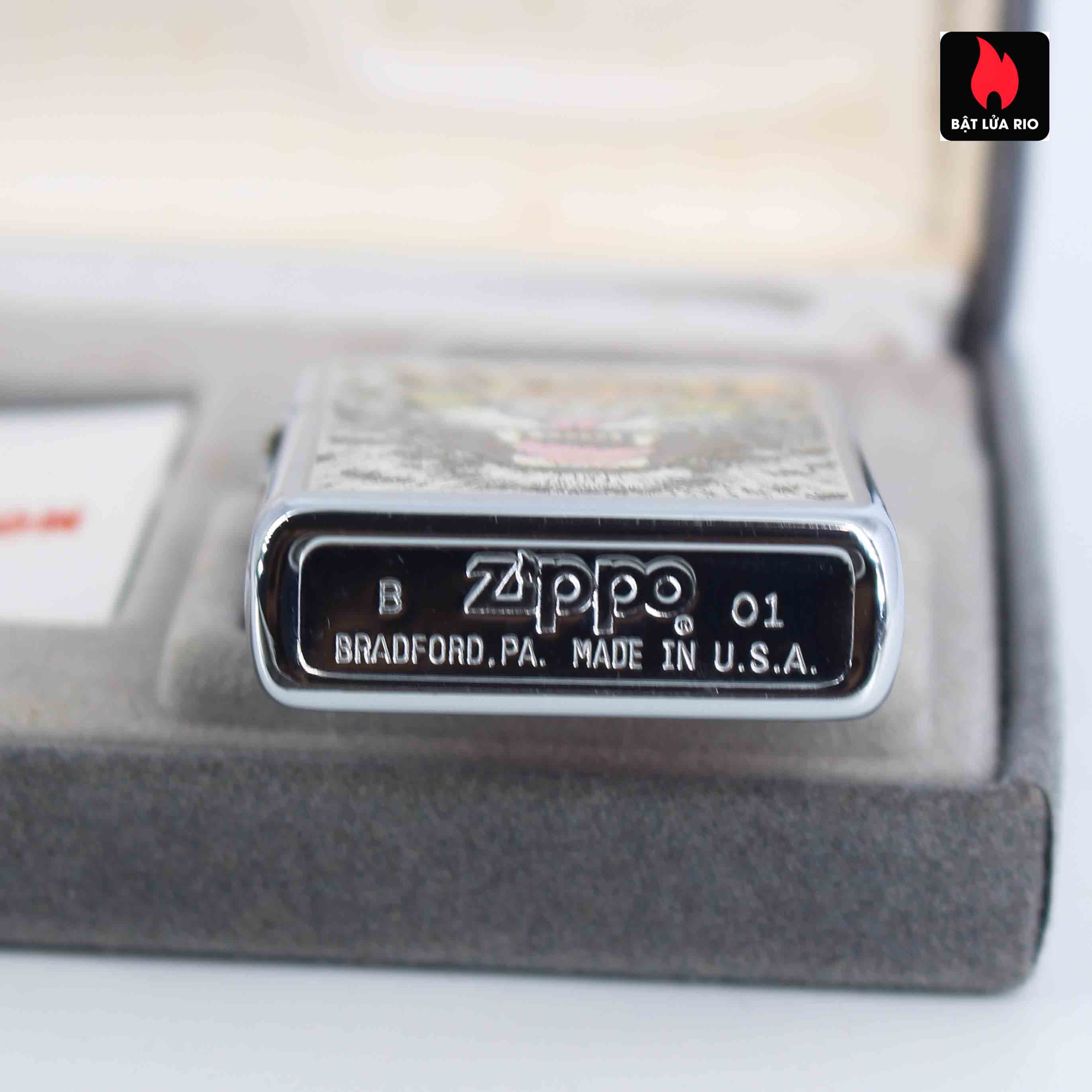 Zippo 2001 - Wild Lighters Edition - Limited Edition /1000 25