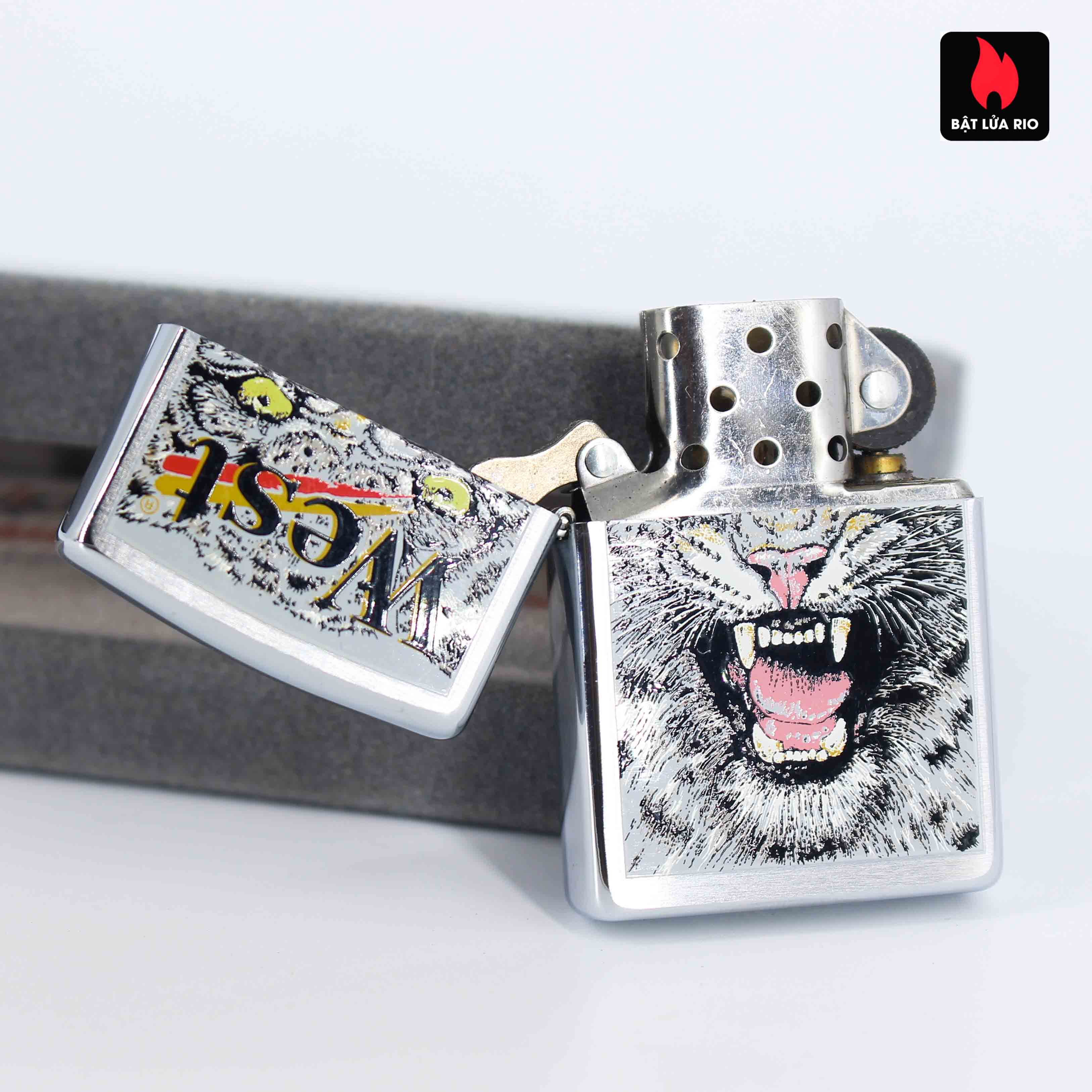 Zippo 2001 - Wild Lighters Edition - Limited Edition /1000 27