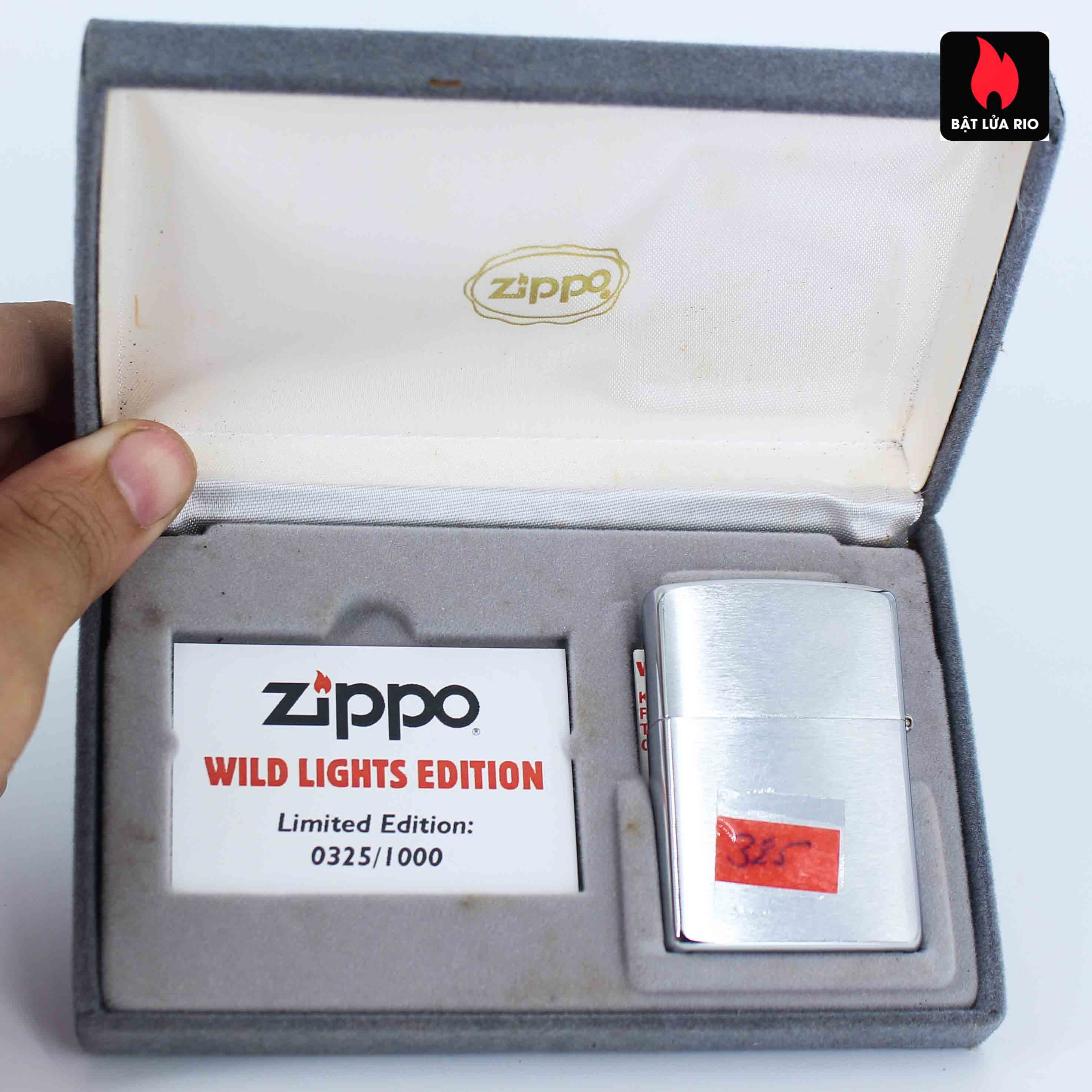 Zippo 2001 - Wild Lighters Edition - Limited Edition /1000 4