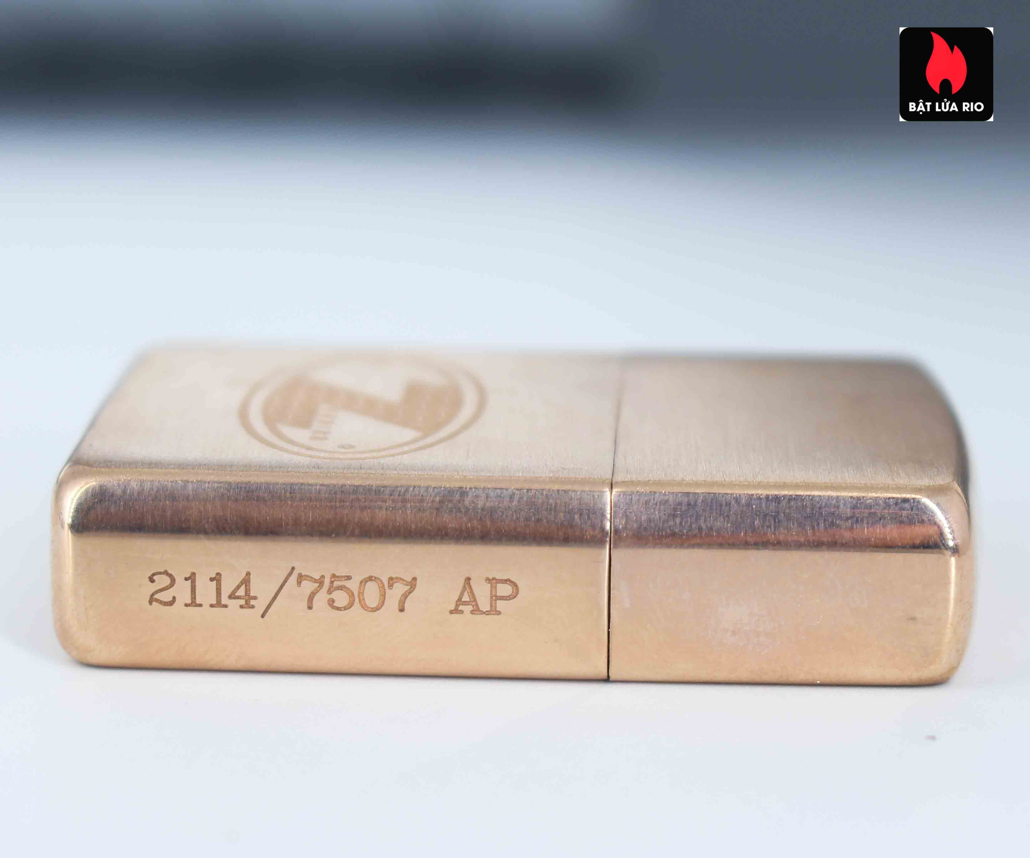 Zippo 2002 – Zippo Z-Series Copper Project – Asia - Limited 2114/7507 AP 4