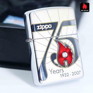 Zippo 2007 – 75th Anniversary Edition – Cambodia – Limited CAM 1 Of 75