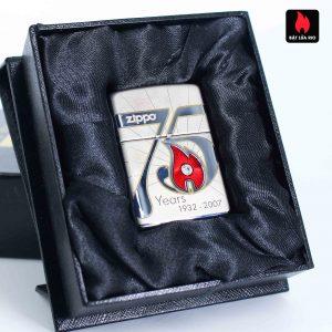 Zippo 2007 – 75th Anniversary Edition – Lào – Limited LAO 1 Of 75 1