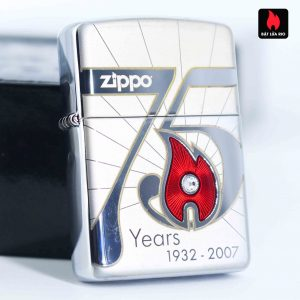 Zippo 2007 - 75th Anniversary Edition - VietNam - Limited VIE 1 Of 500
