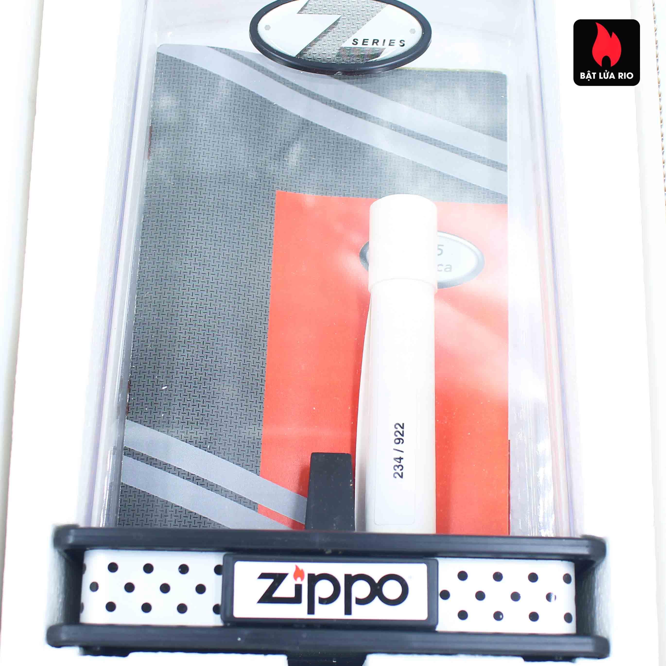 Zippo 2007 - Z-Series Replica 1935 - Zippo Click Collectibles 4