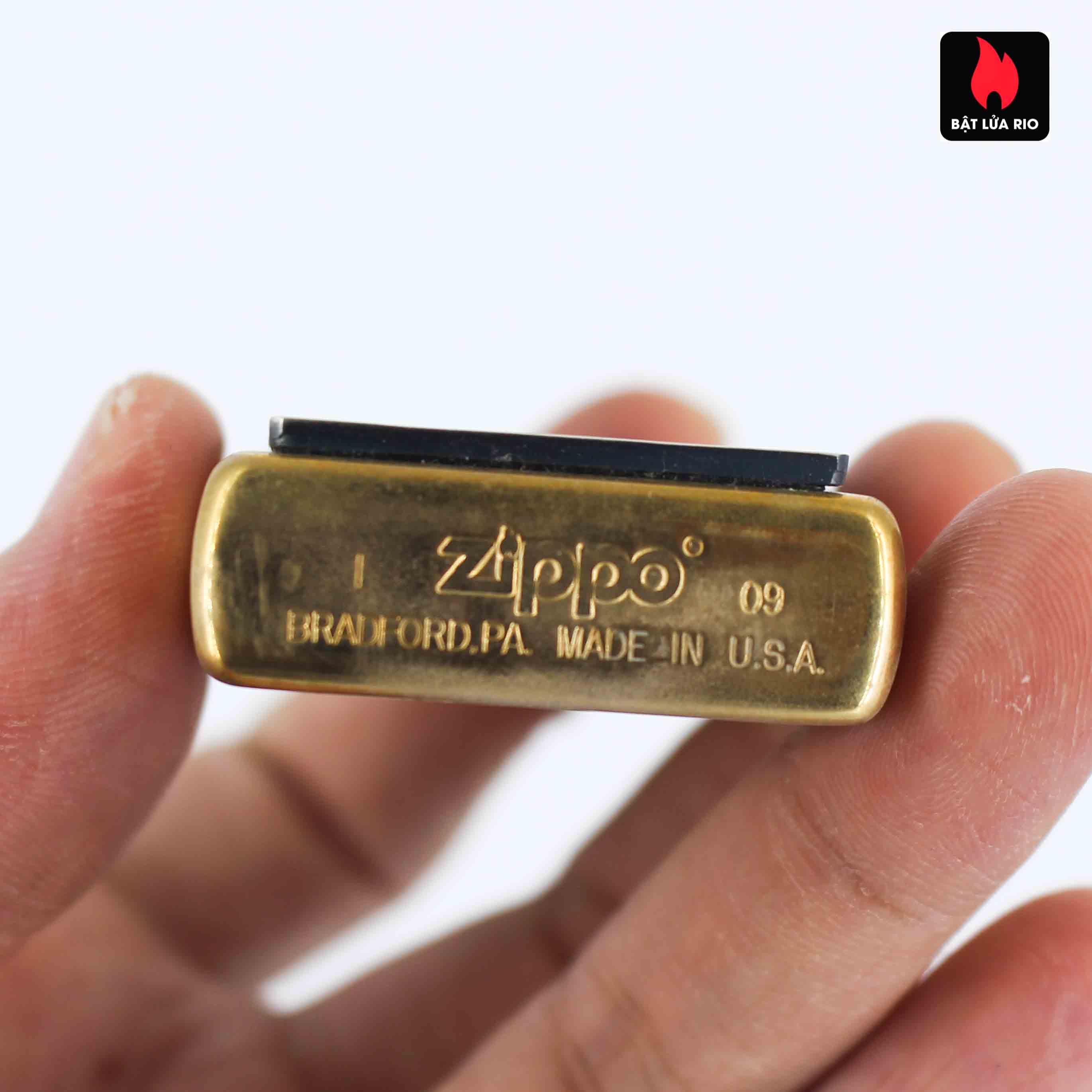 Zippo 2009 - Seven Wonders of The Ancient World 3