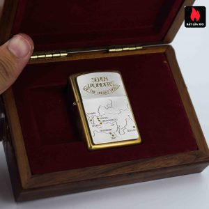 Zippo 2009 - Seven Wonders of The Ancient World