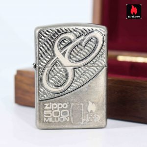 Zippo 2012 - 80th Anniversary and 500 Million - Limited 405/500 9