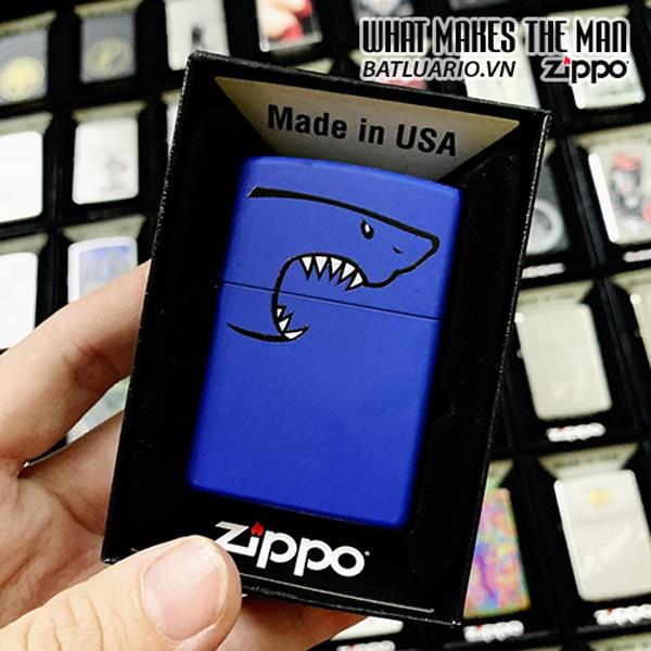 Zippo 229 Shark Bit