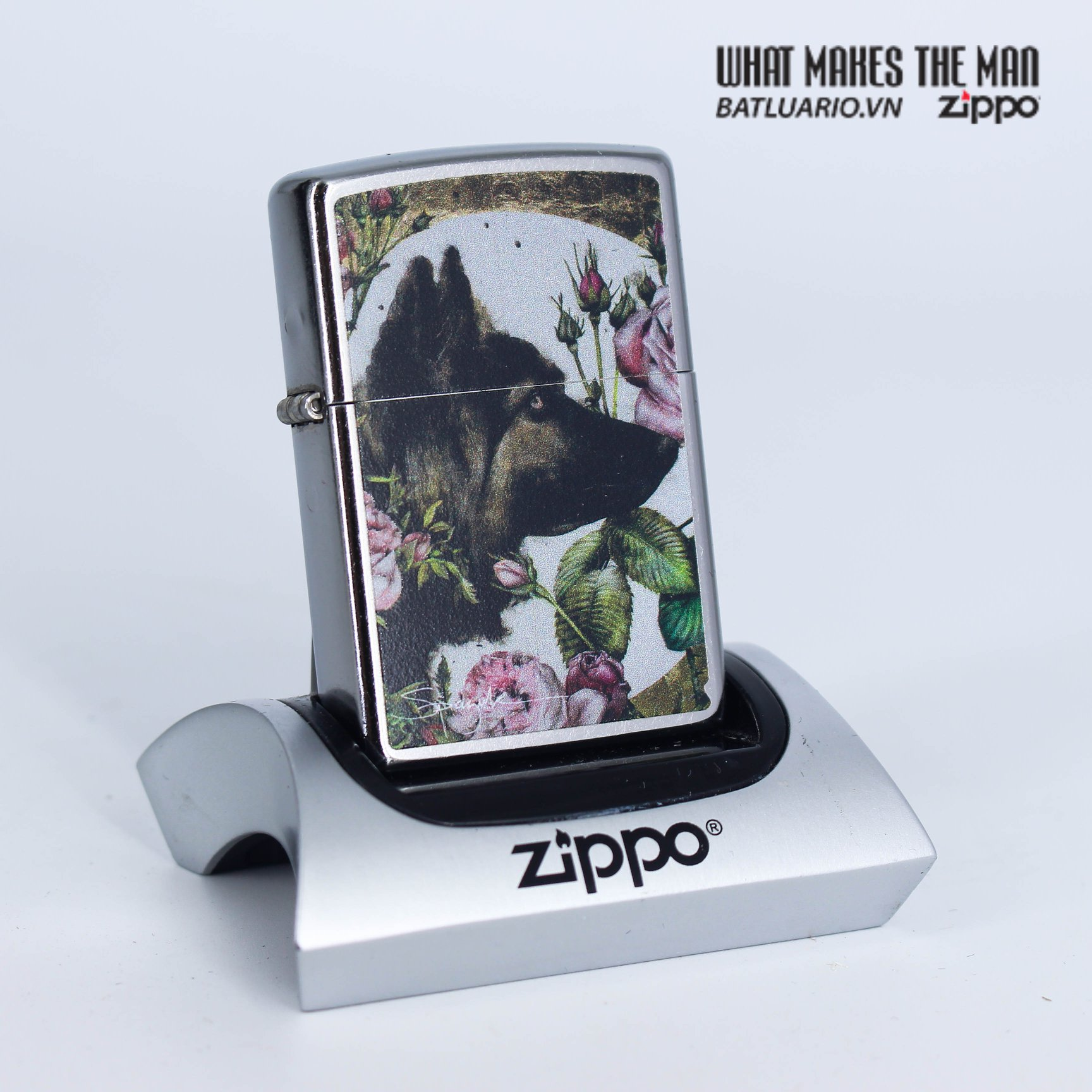 Zippo 49089 - Zippo Spazuk German Shepherd 1