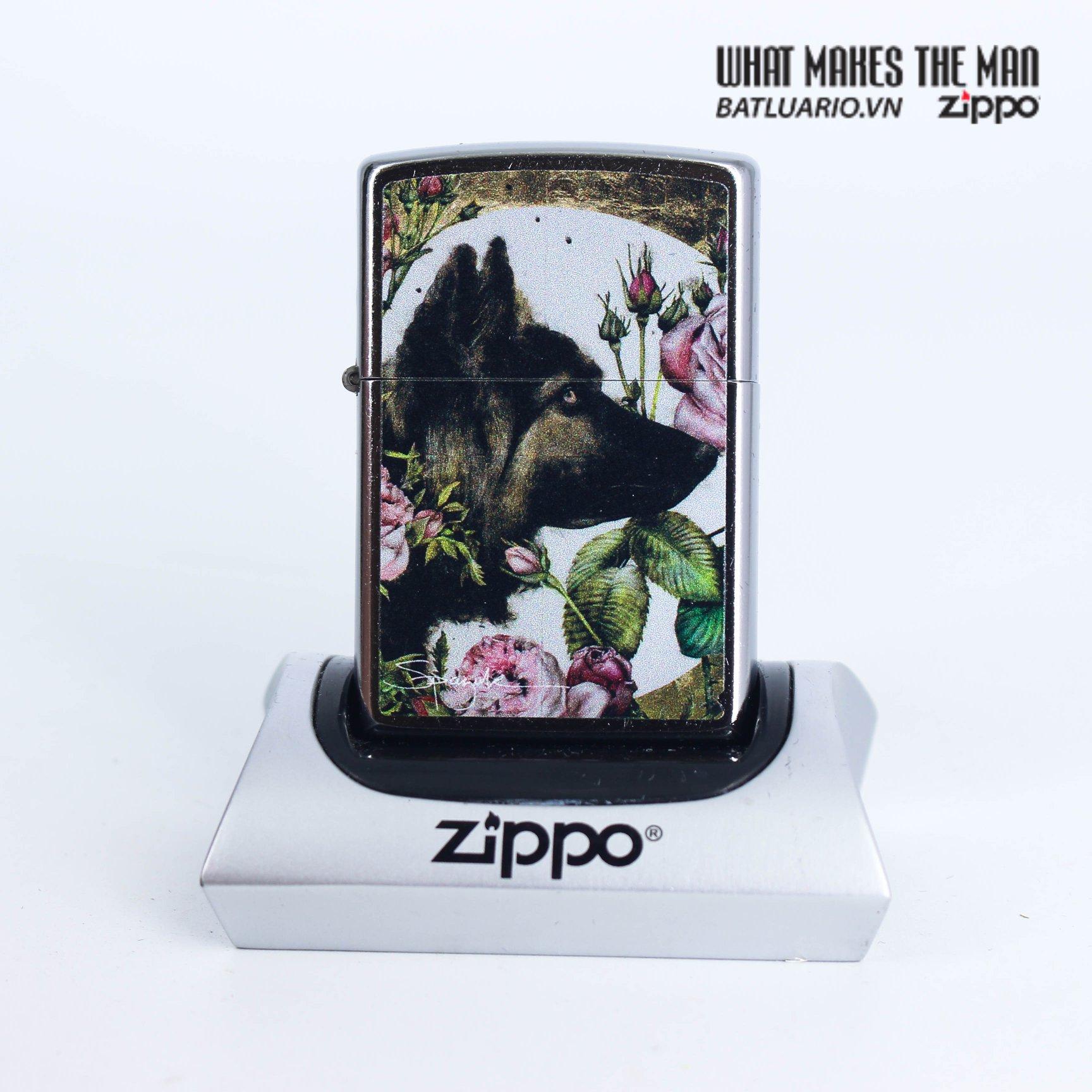 Zippo 49089 - Zippo Spazuk German Shepherd 2