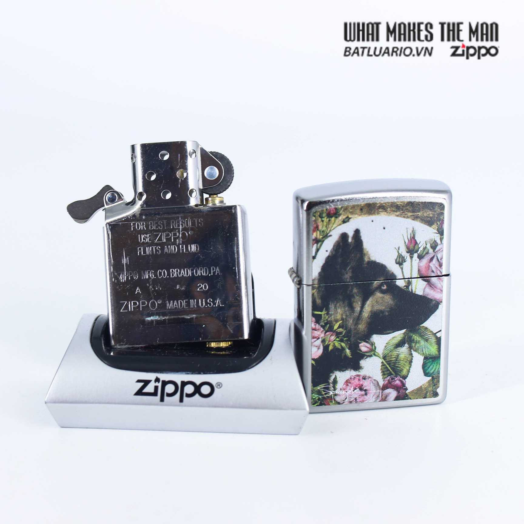 Zippo 49089 - Zippo Spazuk German Shepherd 6