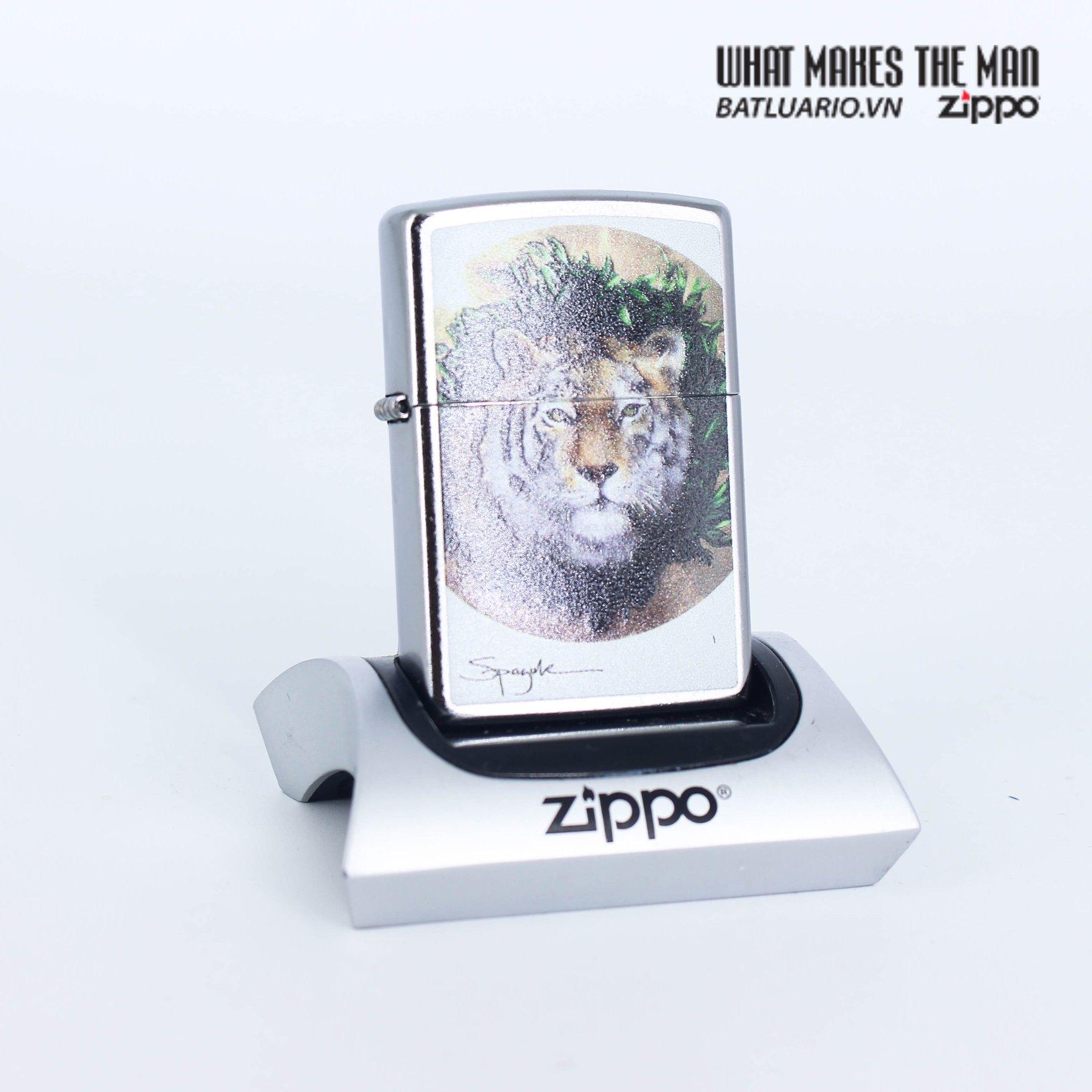 Zippo 49090 - Zippo Spazuk Tiger Design 1