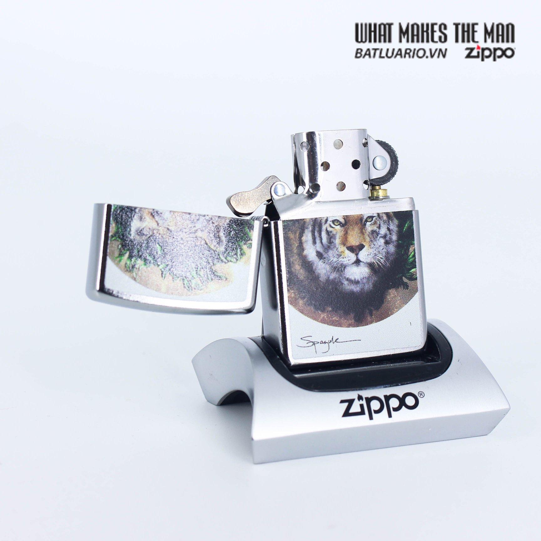 Zippo 49090 - Zippo Spazuk Tiger Design 2