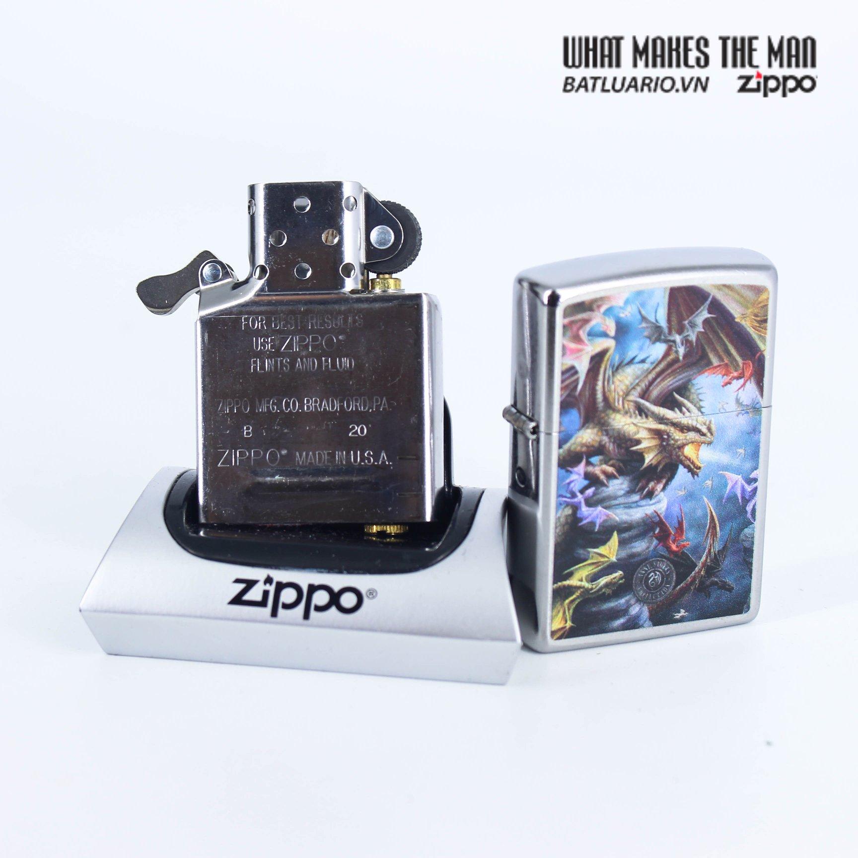 Zippo 49104 - Zippo Zippo 49104 Anne Stokes Dragons 7