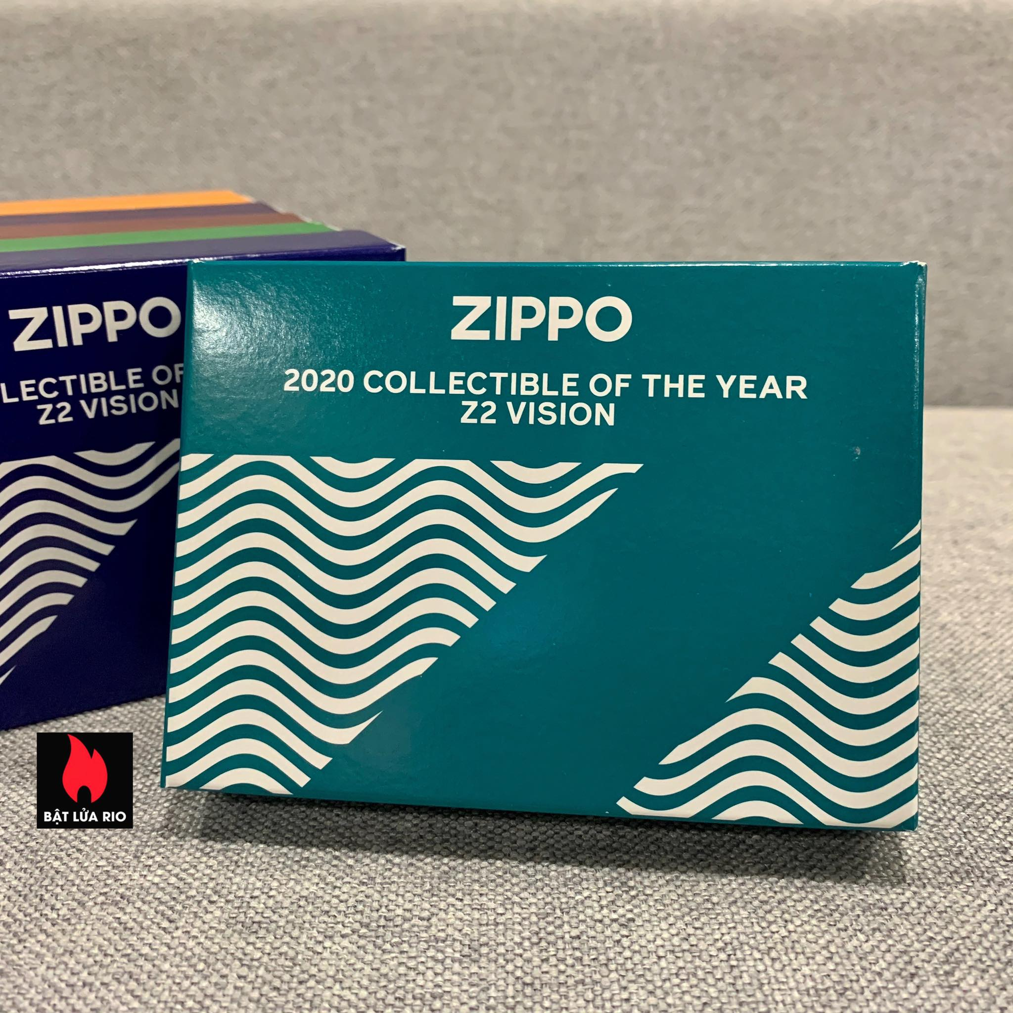 Zippo 49194 - Zippo 2020 Collectible Of The Year - Zippo Coty 2020 - Zippo Z2 Vision 44