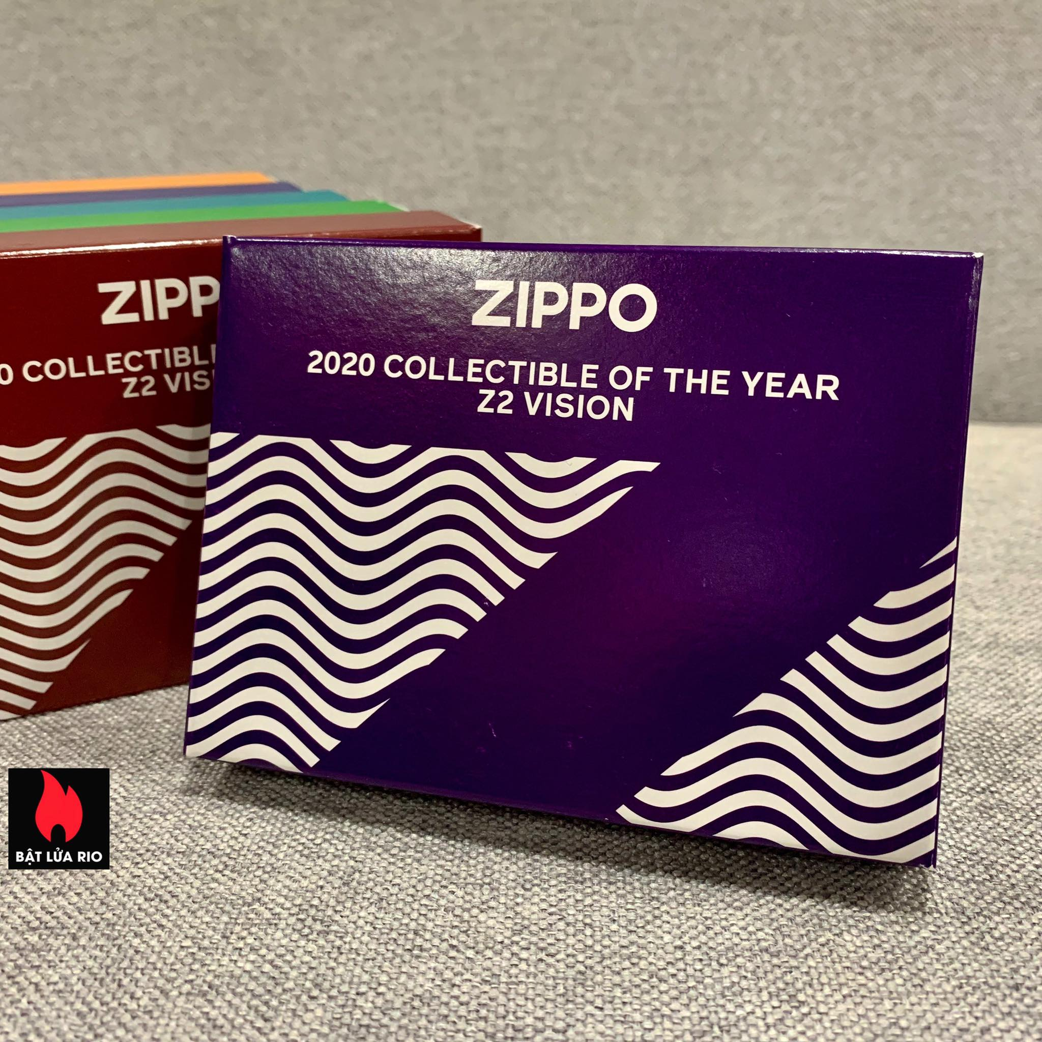 Zippo 49194 - Zippo 2020 Collectible Of The Year - Zippo Coty 2020 - Zippo Z2 Vision 47