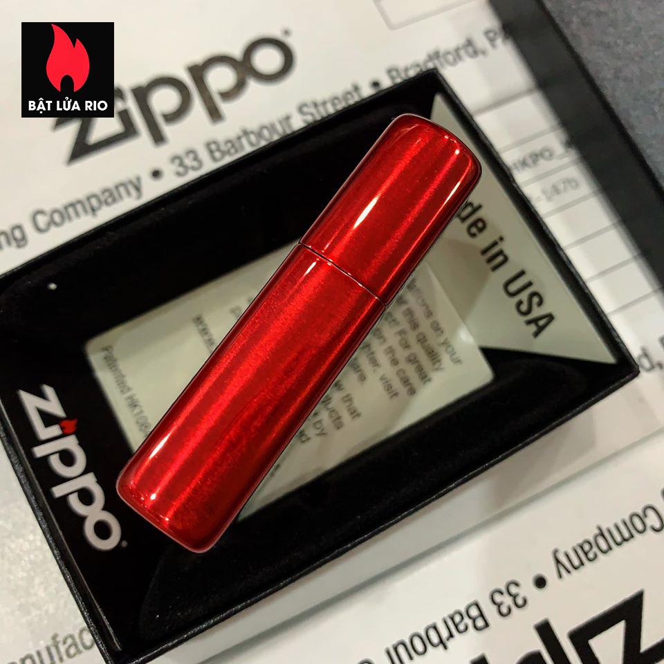 Zippo 88Th Anniversary Asia Red Color Clear Coating - Zippo Bản Đỏ Bóng Kỷ Niệm 88 Năm Ra Đời Bật Lửa Zippo - Zippo ZA-2-147B 5