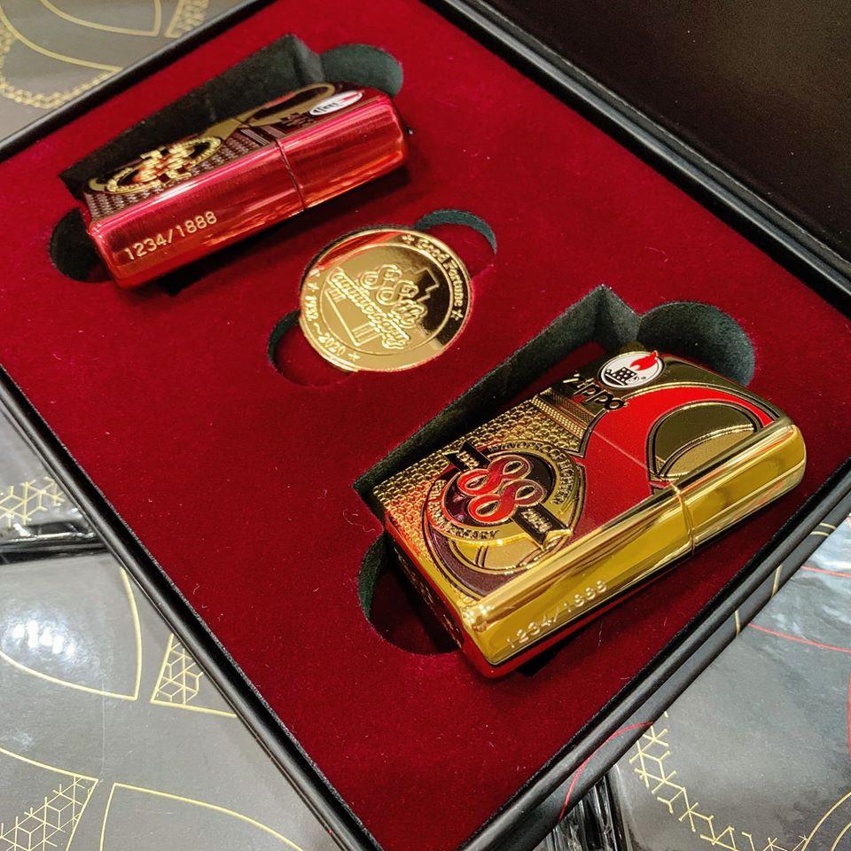 Zippo Edition Box Set 88Th Anniversary Asia Limited - Zippo Phiên Bản Giới Hạn Kỷ Niệm 88 Năm Ra Đời Bật Lửa Zippo - Zippo ZA-2-147C 19