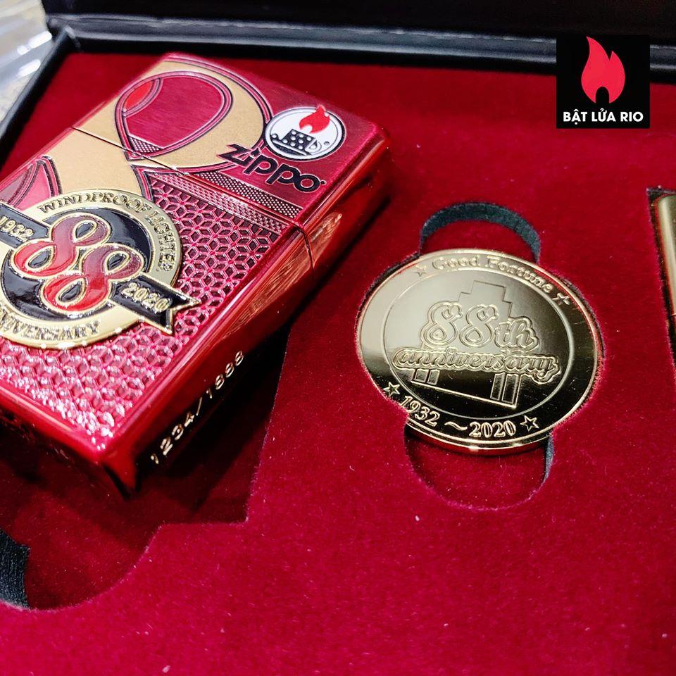 Zippo Edition Box Set 88Th Anniversary Asia Limited - Zippo Phiên Bản Giới Hạn Kỷ Niệm 88 Năm Ra Đời Bật Lửa Zippo - Zippo ZA-2-147C 26