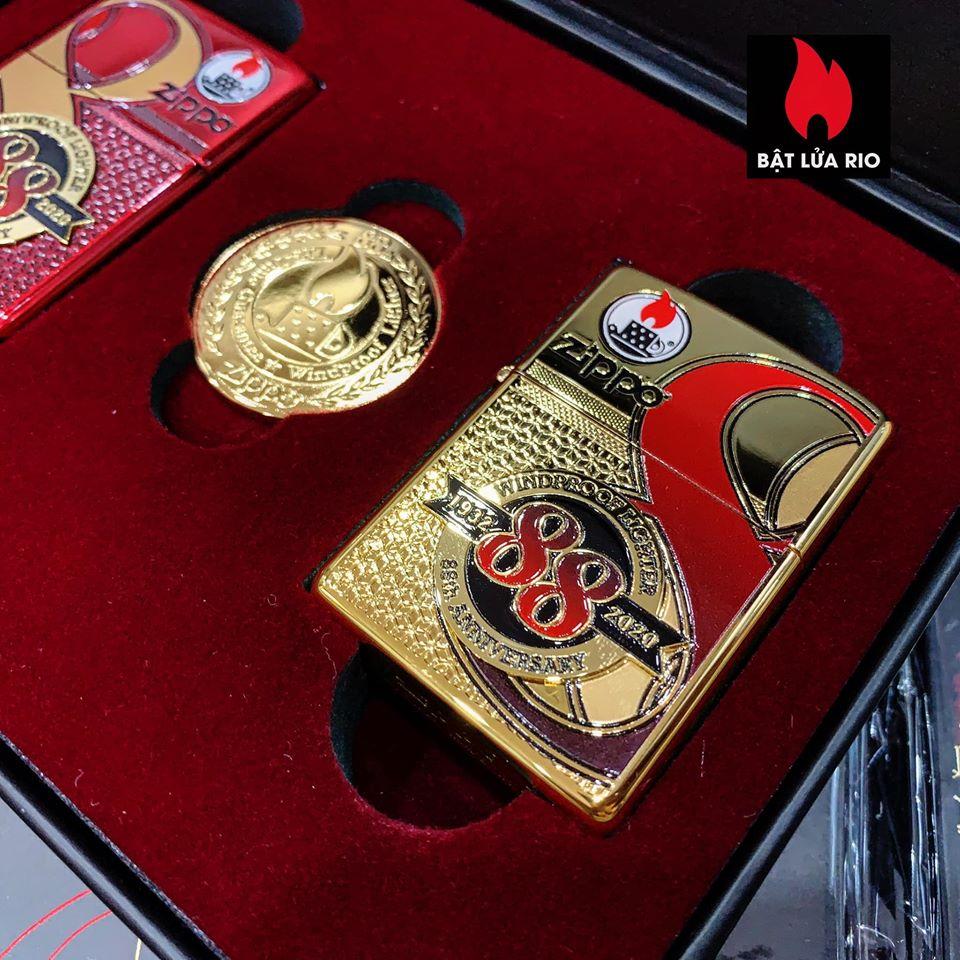 Zippo Edition Box Set 88Th Anniversary Asia Limited - Zippo Phiên Bản Giới Hạn Kỷ Niệm 88 Năm Ra Đời Bật Lửa Zippo - Zippo ZA-2-147C 30